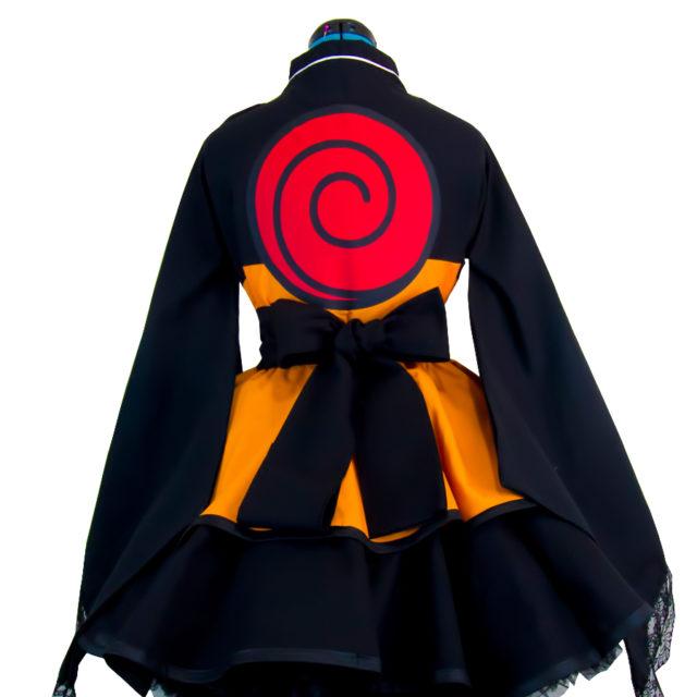Uzumaki Dress for Naruto Cosplay