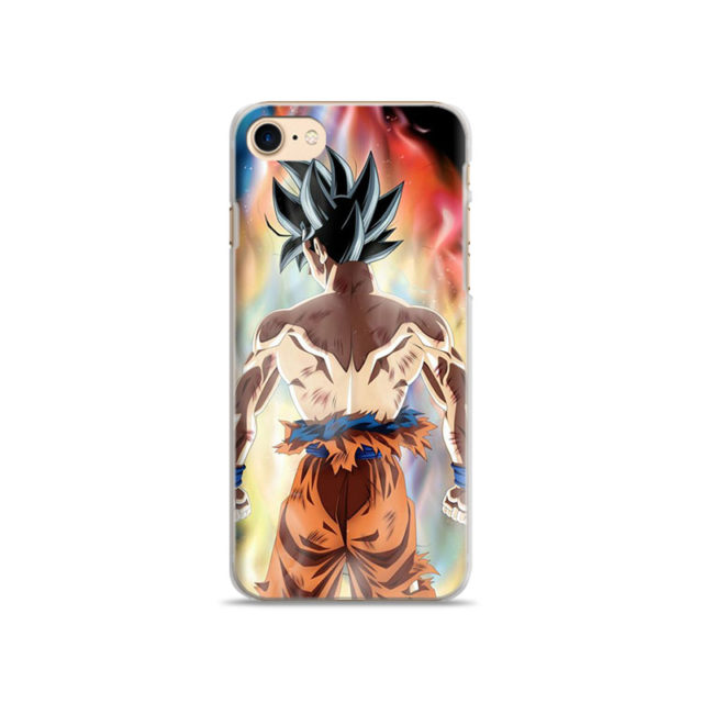 iPhone Dragon Ball Printed Phone Cover